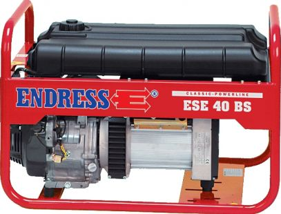 Бензиновый генератор Endress CLASSIC POWER-Line ESE 40 BS (исп. GT)
